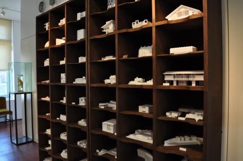 建築の標本